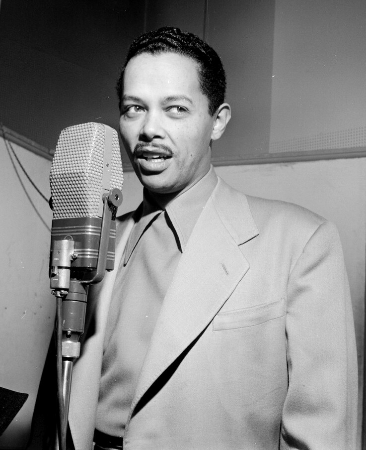 Portrait of Billy Eckstine